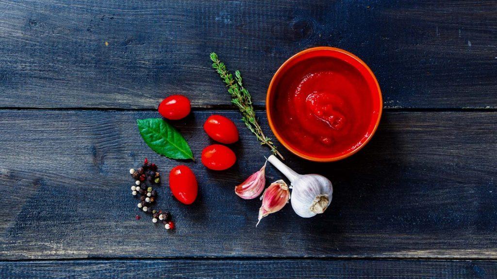 ربع گوجه فرنگی امتیس